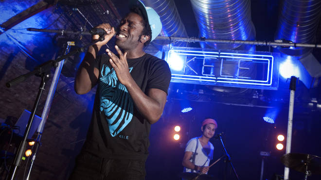 Kele Performs At The Arches In Glasgow, November 2010