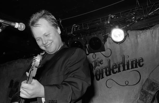Black Francis launches his post-Pixies solo career at the Borderline in 1993