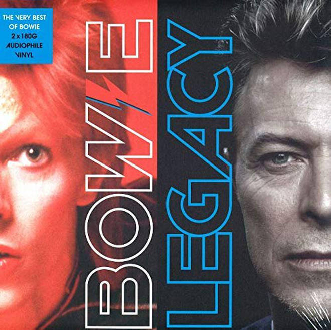 David Bowie - Legacy  album cover