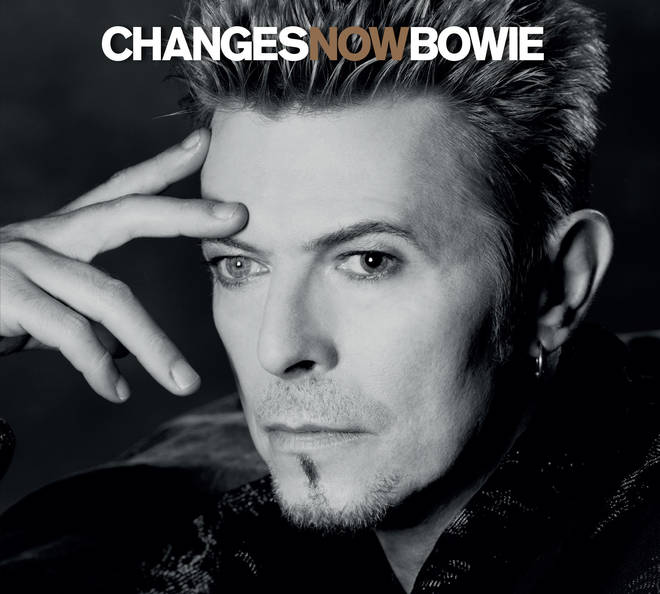 ChangesNowBowie cover