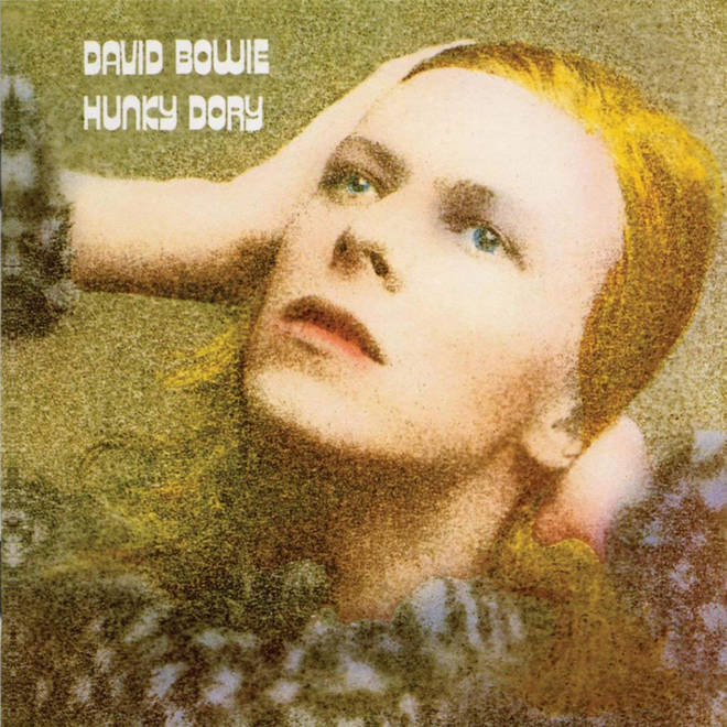 David Bowie - Hunky Dory album cover