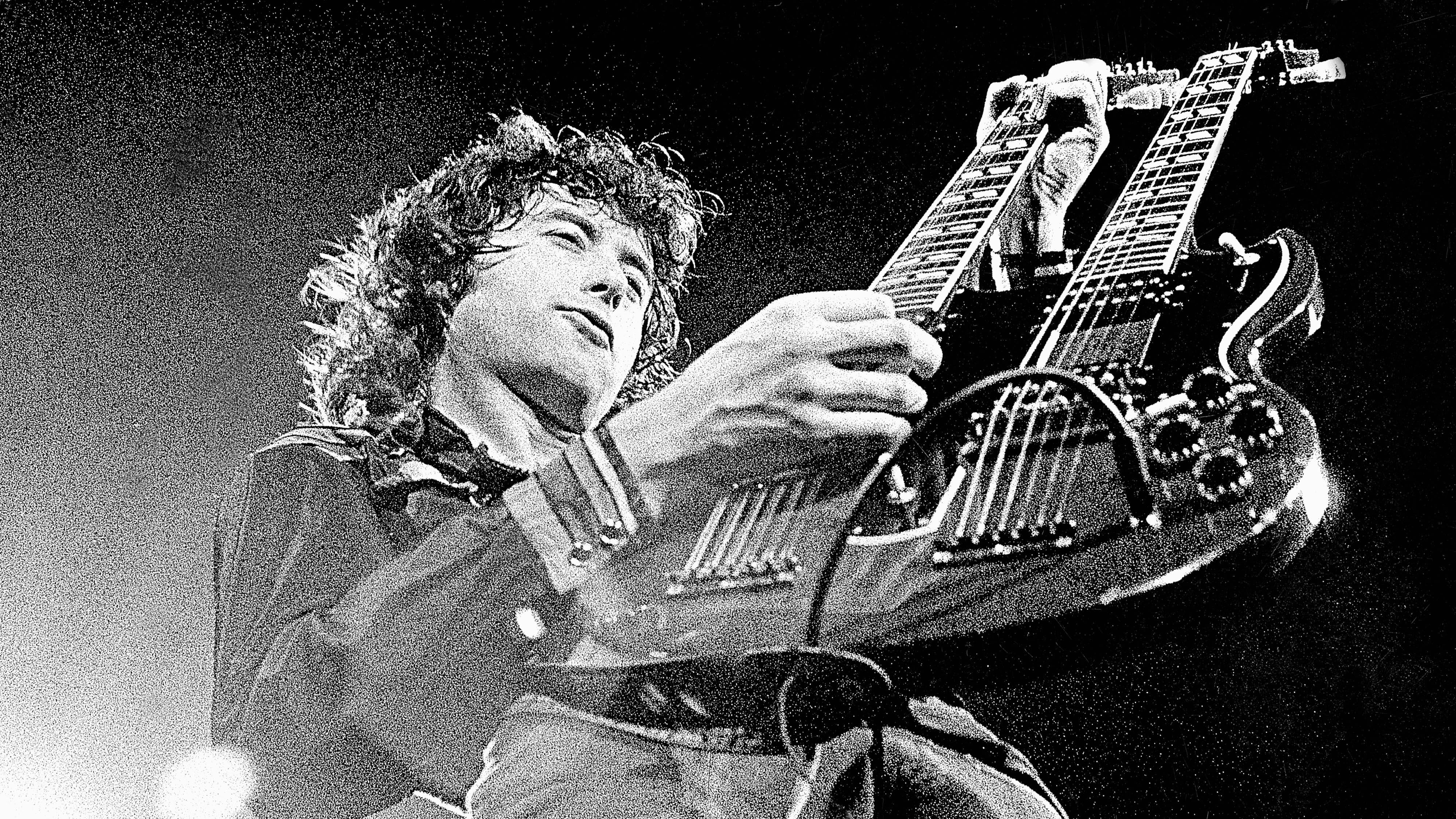 The greatest ever guitar legends