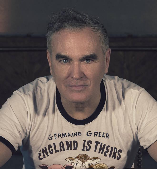 Morrissey in 2019