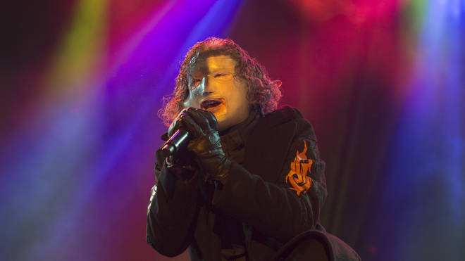 Slipknot's Corey Taylor at Download Festival 2019