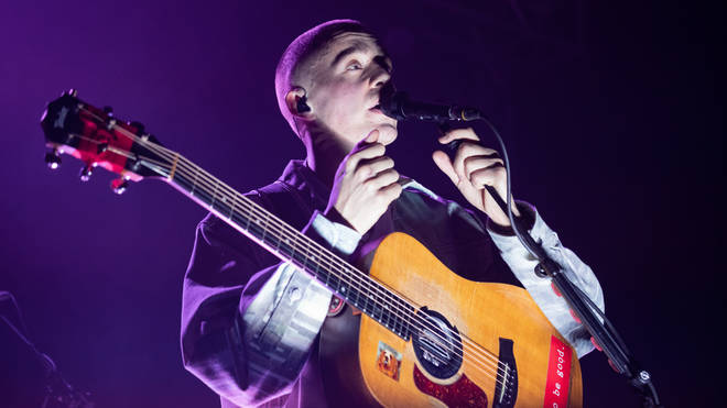 Dermot Kennedy Performs At O2 Academy, Leeds in December 2019