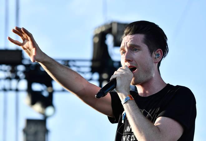 Bastille's Dan Smith at Coachella 2017