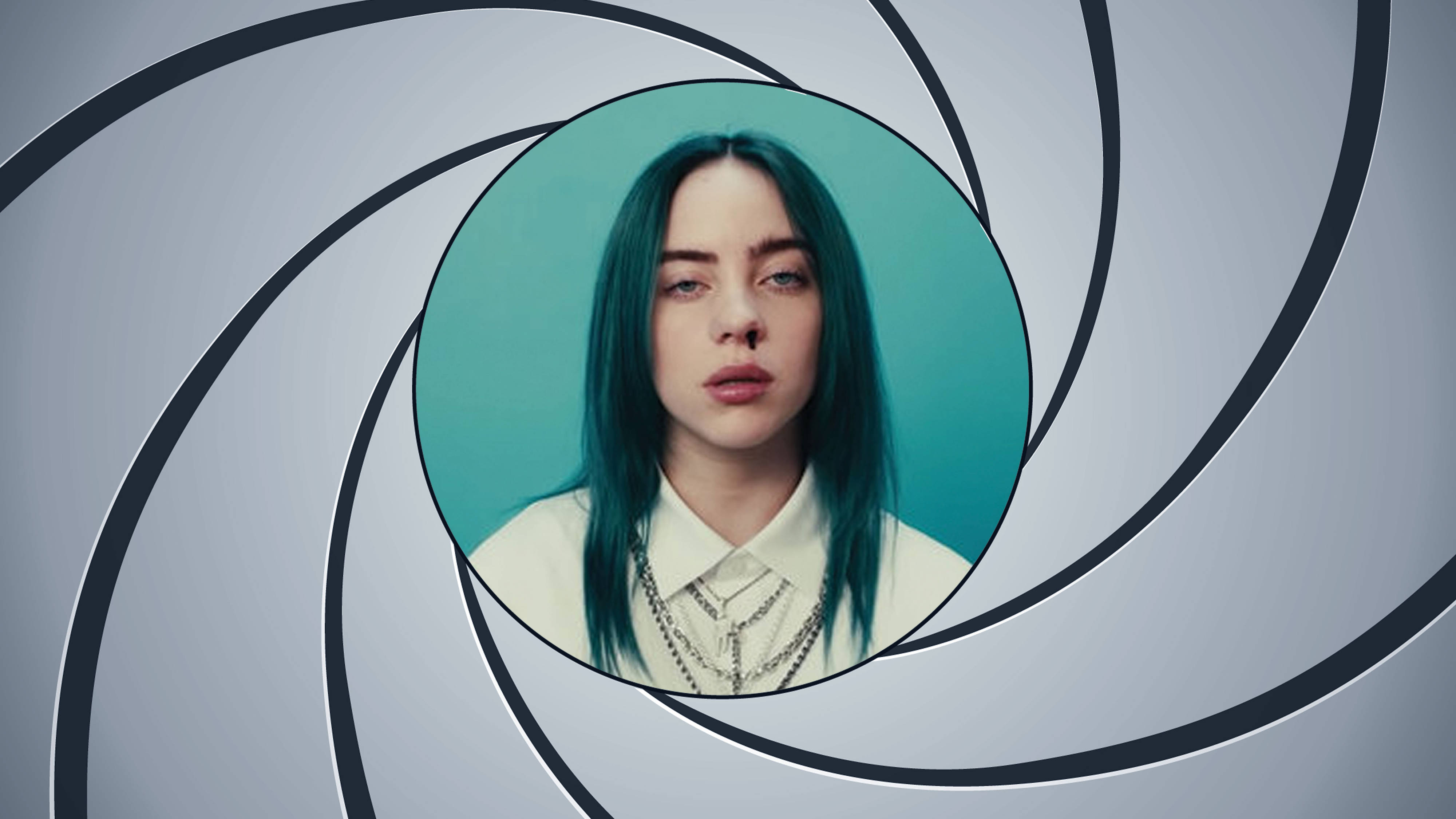 Billie Eilish confirmed for Bond No Time To Die theme song