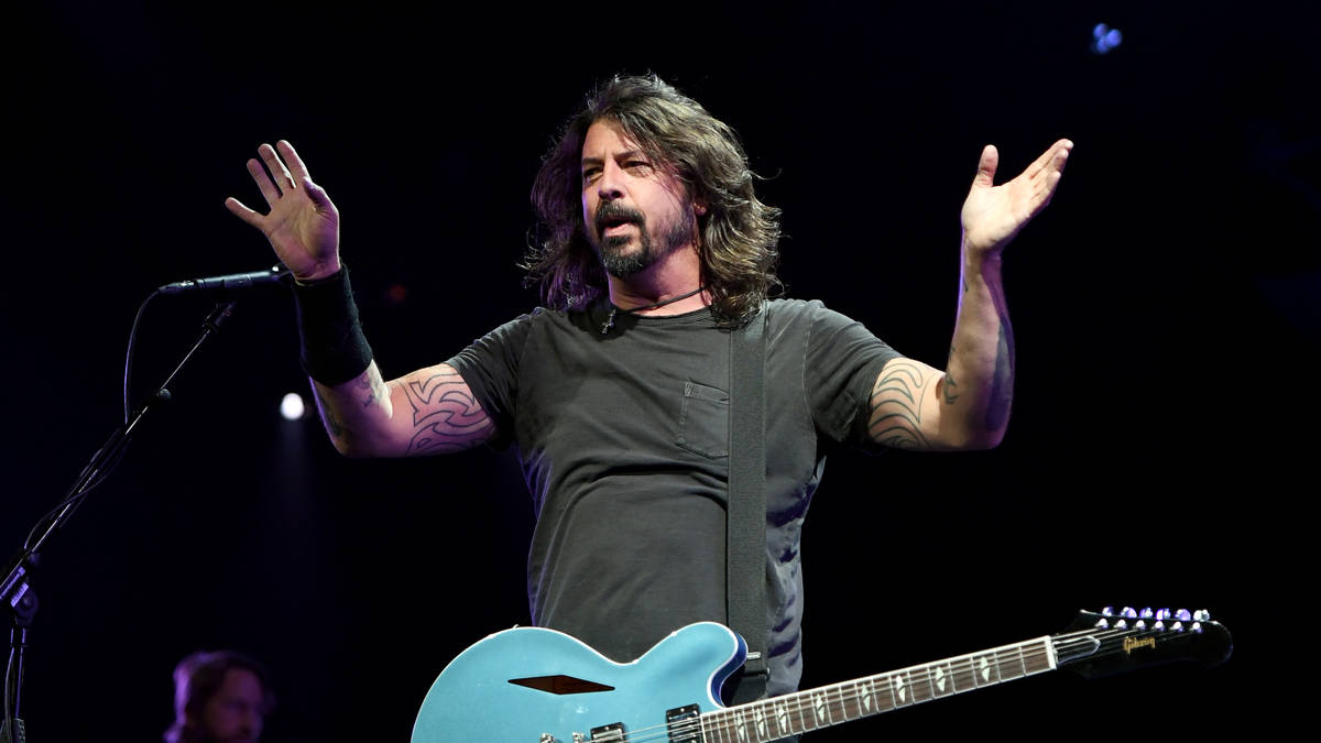 Foo Fighters tease new music and 25th anniversary celebrations