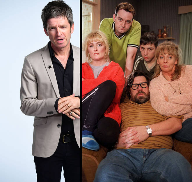 Noel Gallagher reveals how Half the World Away became the theme tune to The Royal Family