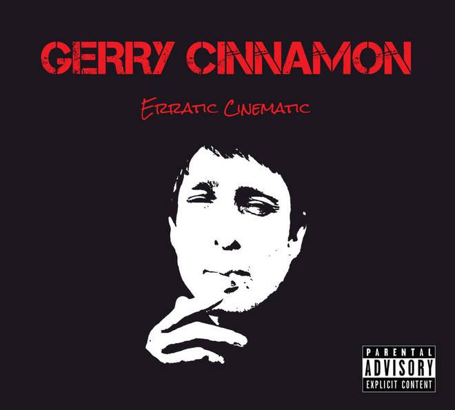 Gerry Cinnamon's Erratic Cinematic album
