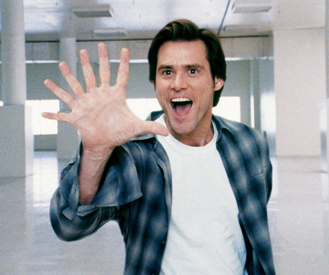 Jim Carrey in Bruce Almighty (2003)