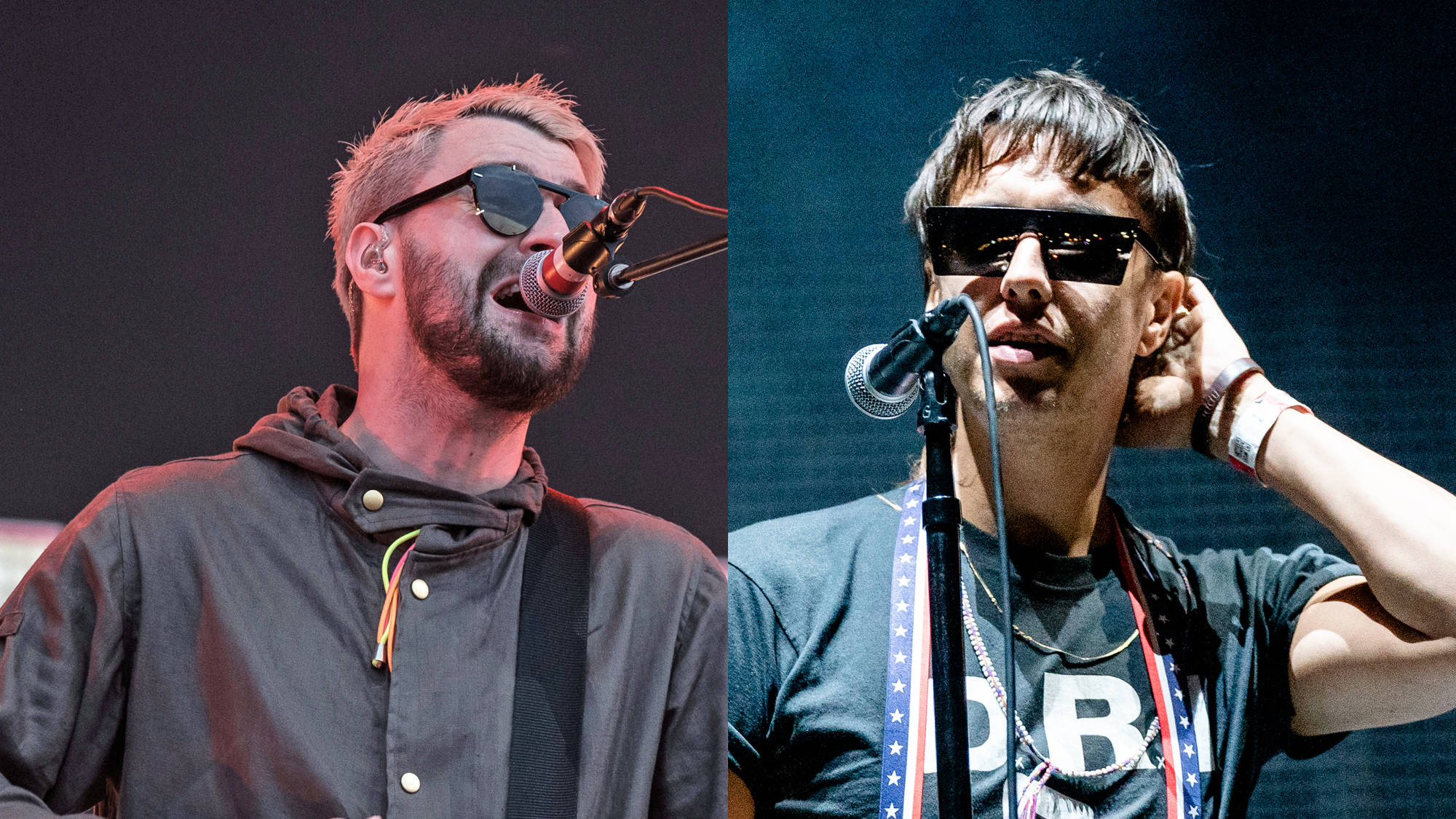 Liam Fray: The Strokes live brought a tear to my eye