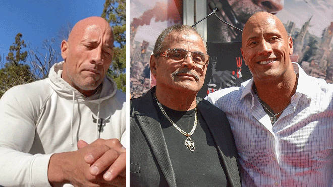 Dwayne 'The Rock' Johnson reveals his father Rocky 'Soul Man' Johnson's cause of death in heartfelt video