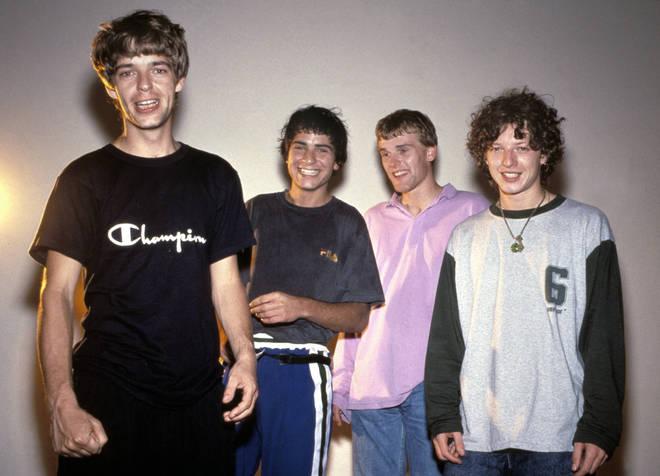 The La's in 1991