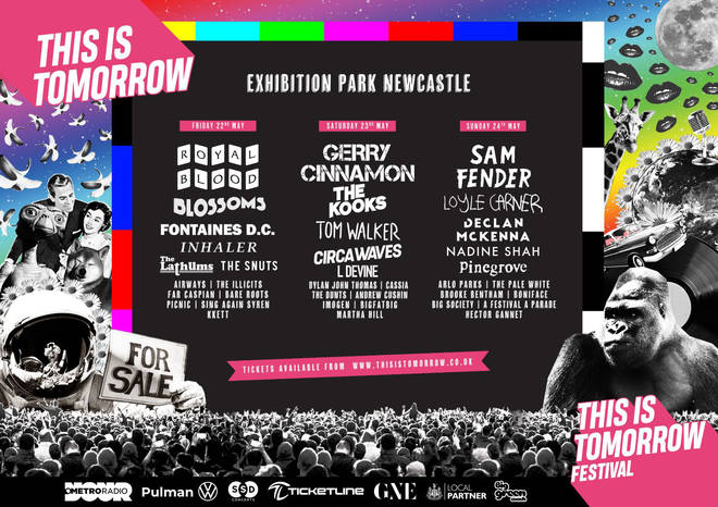 This Is Tomorrow 2020 festival line-up