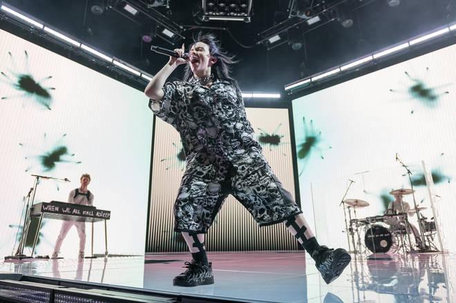 Billie Eilish Performs at The Anthem in Washington, D.C. June 2019