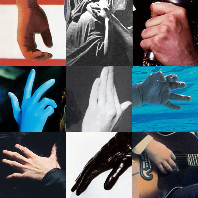 Album Cover Hands