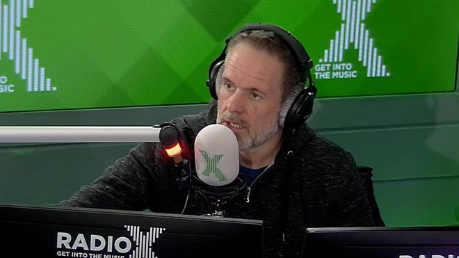 Chris Moyles gets a caller from Leeds