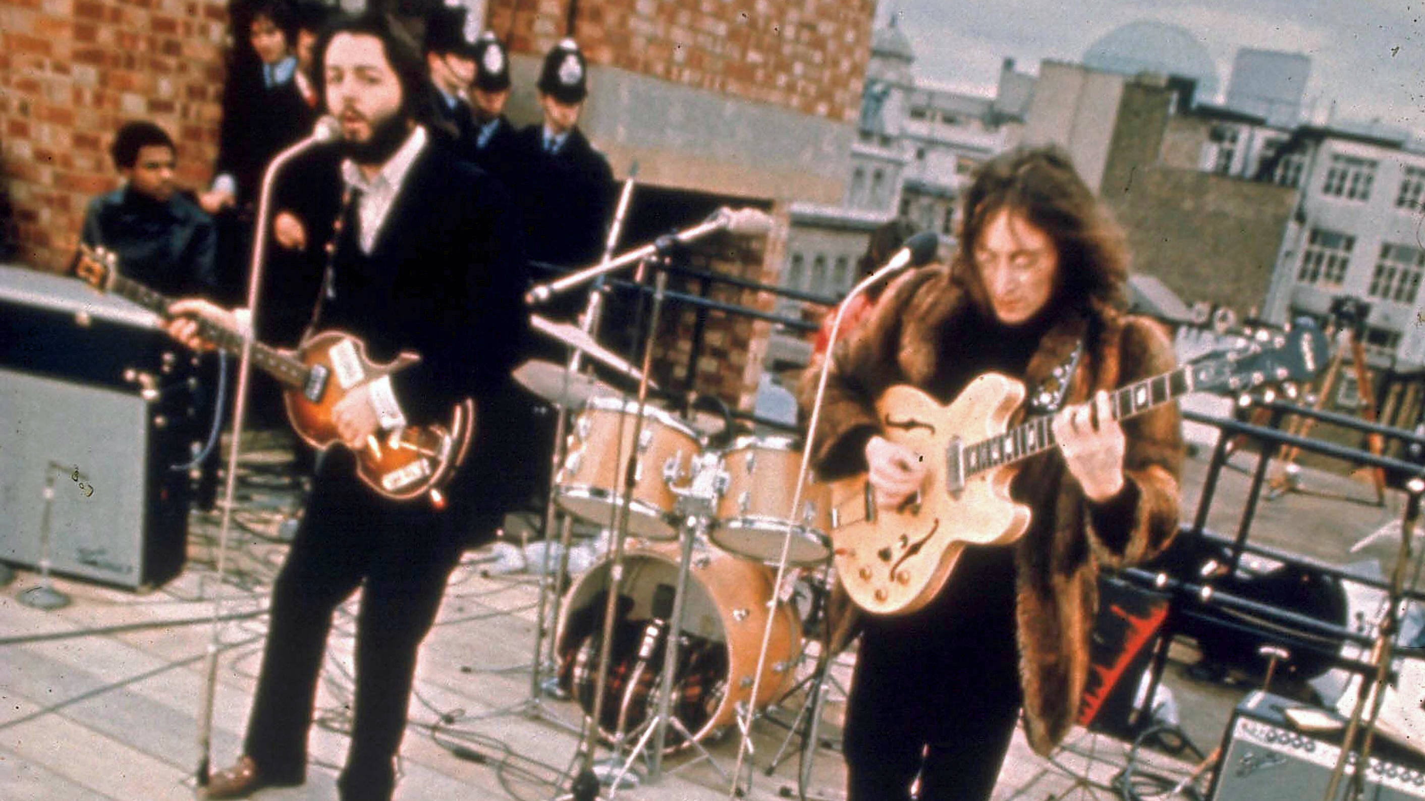How The Beatles Made The Rooftop Gig An Iconic Rock Event Radio X