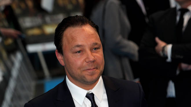 Actor Stephen Graham in 2011