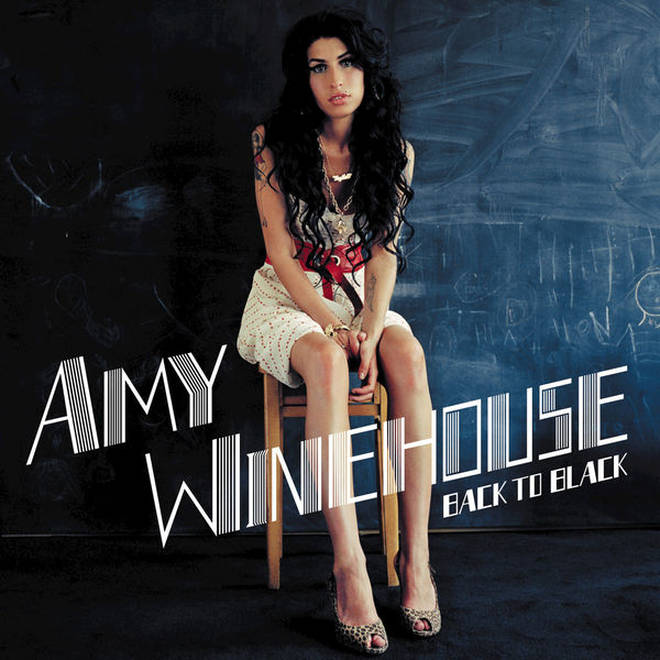 Amy Winehouse's Back To Black album