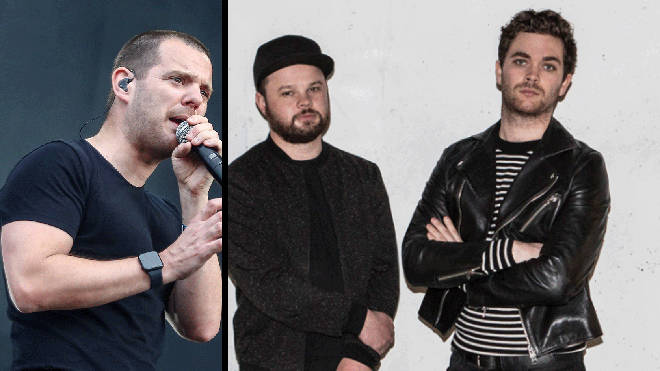 The Streets' Mike Skinner and Royal Blood
