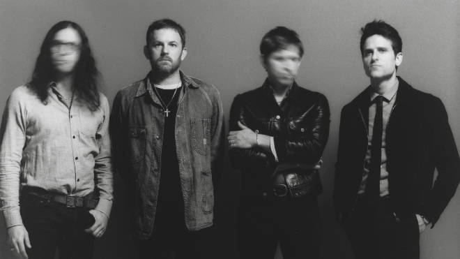 Kings of Leon press image