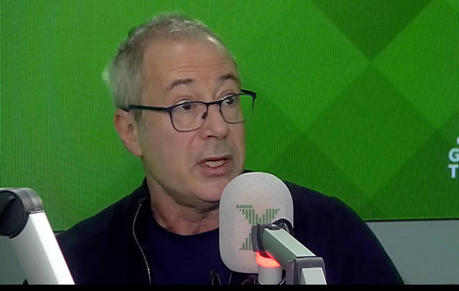 Ben Elton tells Chris Moyles how he gave Blackadder a new lease of life