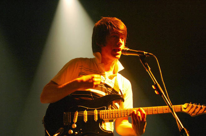 Arctic Monkeys live in France, 2006