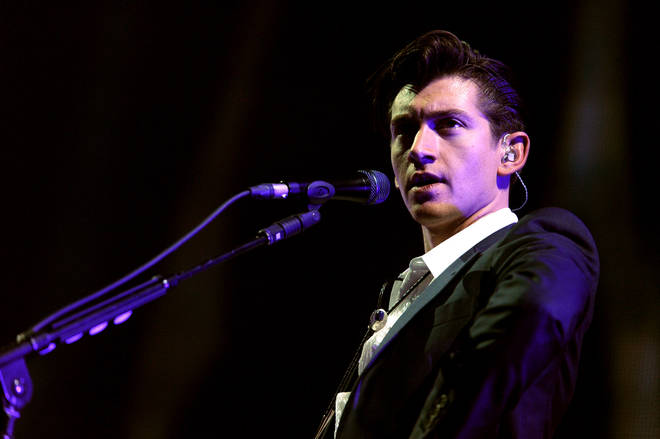 Arctic Monkeys live in LA, 2013