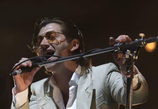 Arctic Monkeys at NOS Alive, July 2018
