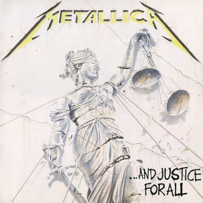 Metallica - ...And Justice For All album cover