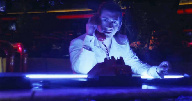 Alex Turner in Tranquility Base Hotel & Casino