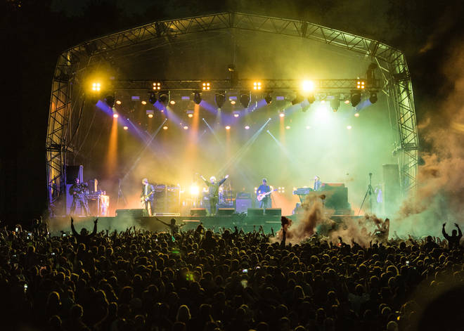 Kendal Calling stage