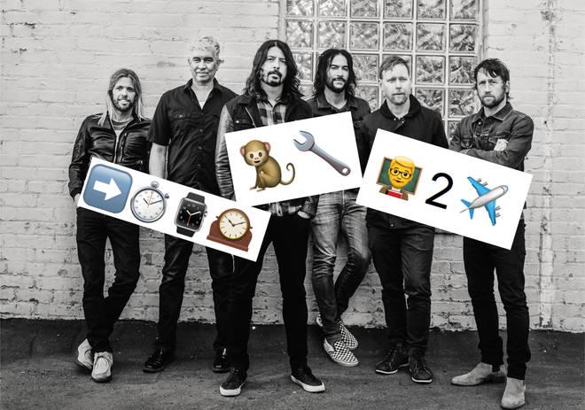 Foo Fighters Emojis