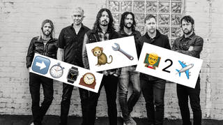 Foo Fighters Emojis