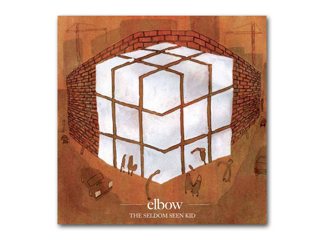 Elbow - The Seldom Seen Kid, 2008