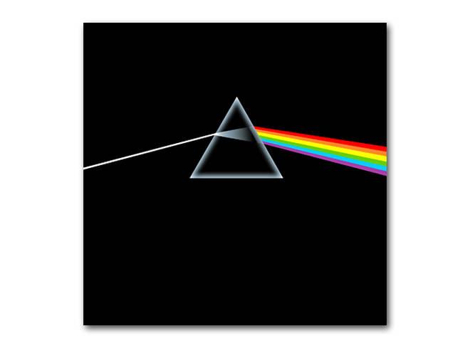 Pink Floyd - Dark Side Of The Moon, 1973