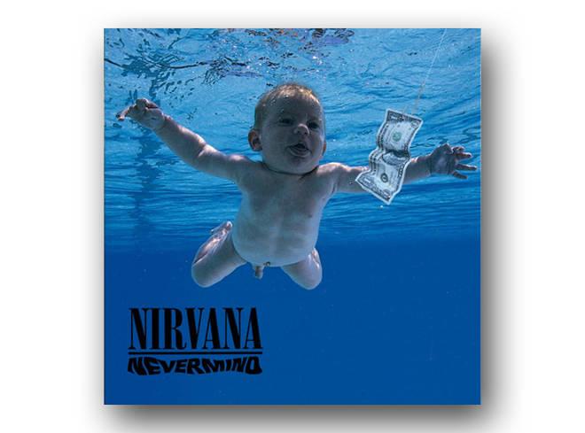 Nirvana - Nevermind, 1991