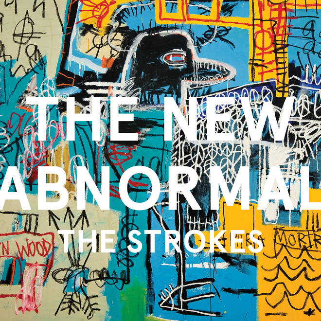 The Strokes The New Abnormal album artwork