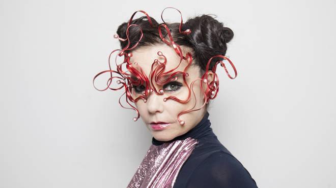 Björk in 2016