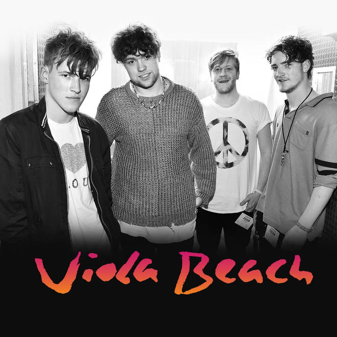 Viola Beach album cover