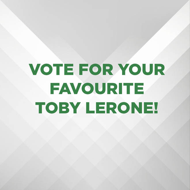 Toby Lerone vote image