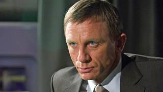 Daniel Craig in Quantum Of Solace