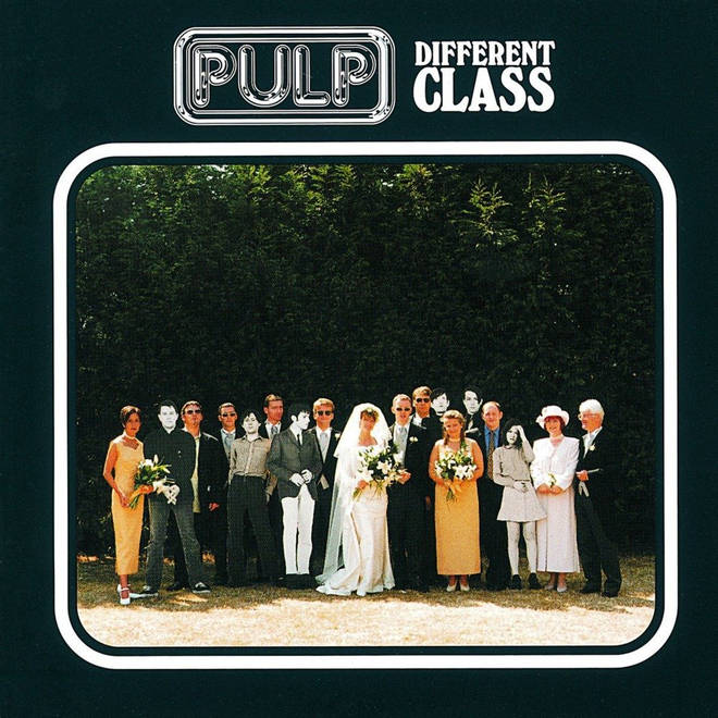 Pulp - Different Class cover