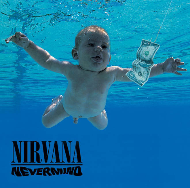 Nirvana - Nevermind cover