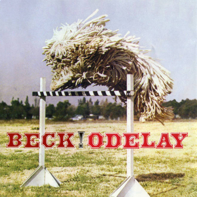 Beck - Odelay cover