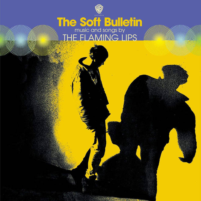 The Flaming Lips - The Soft Bulletin cover