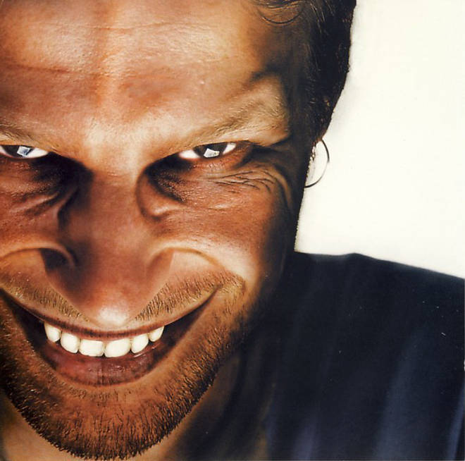 Aphex Twin - The Richard D. James Album cover