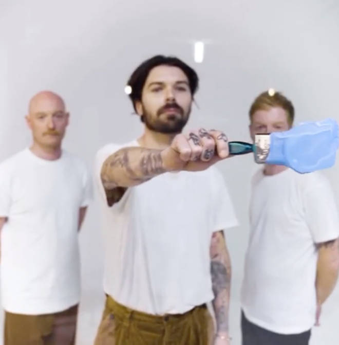 Biffy Clyro share video teaser hinting at return and new music